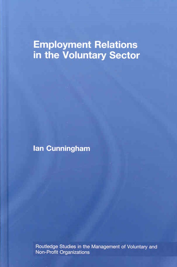 Employment Relations in the Voluntary Sector