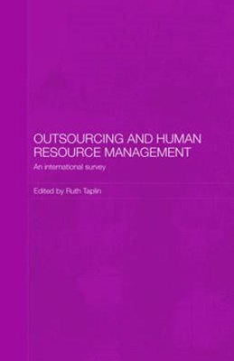 Outsourcing and Human Resource Management