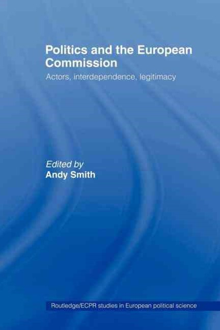 Politics and the European Commission