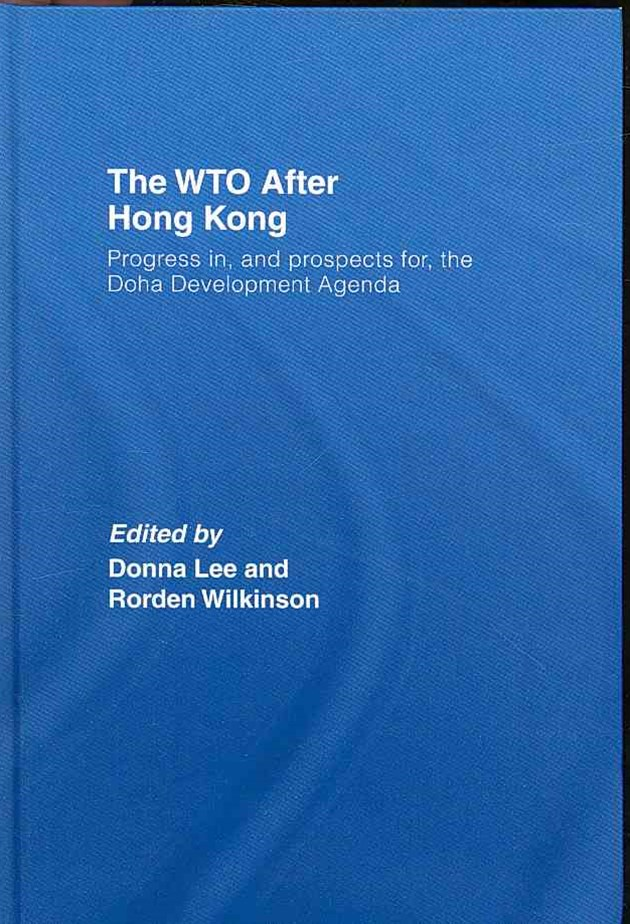 WTO After Hong Kong
