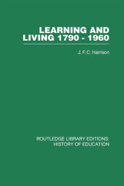 Learning and Living 1790-1960