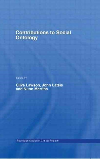 Contributions to Social Ontology