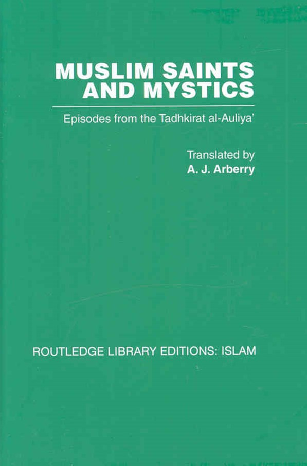 Muslim Saints and Mystics