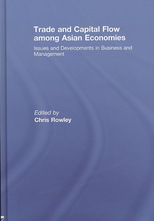 Trade and Capital Flow Among Asian Economies