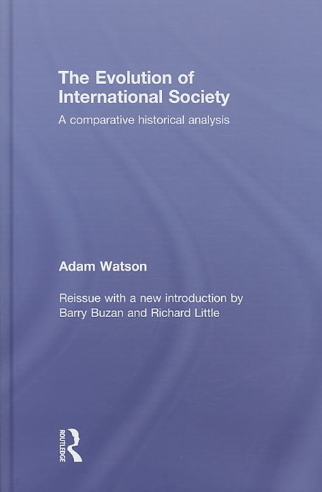 The Evolution of International Society