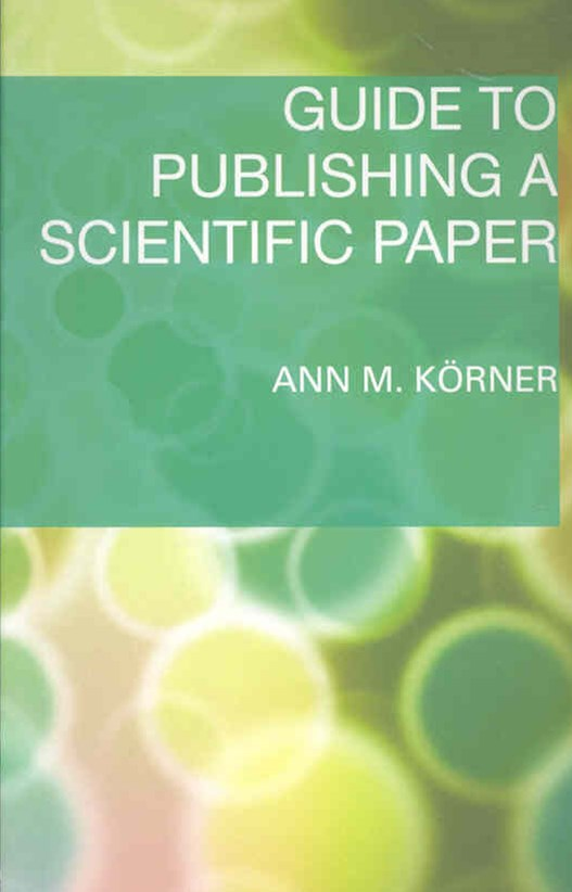 Guide to Publishing a Scientific Paper