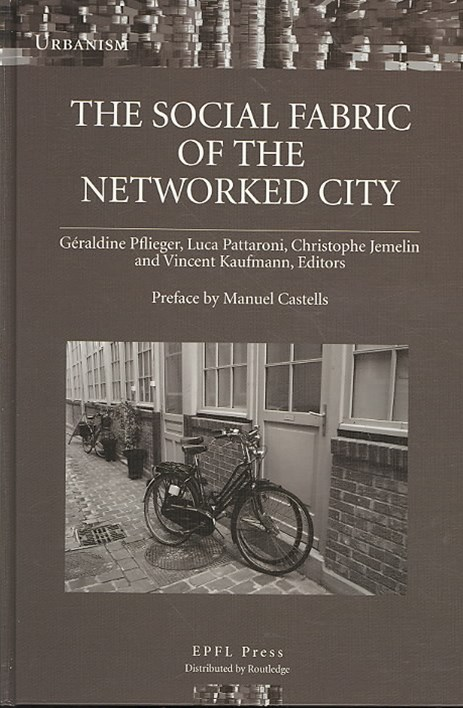 Social Fabric of the Networked City