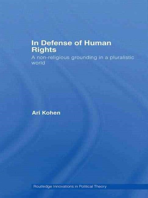 In Defense of Human Rights