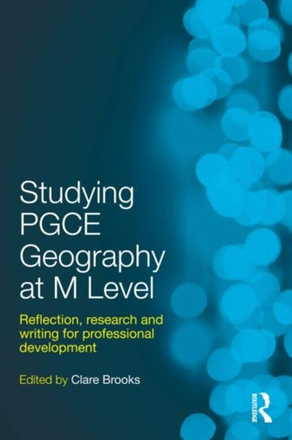 Studying PGCE Geography at M-Level