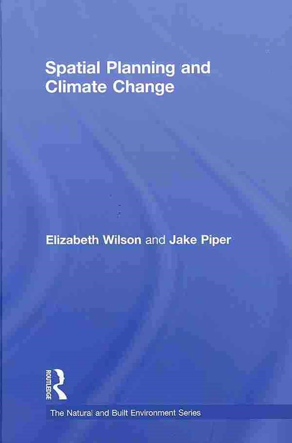 Spatial Planning and Climate Change