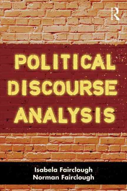 Politcal Discourse Analysis