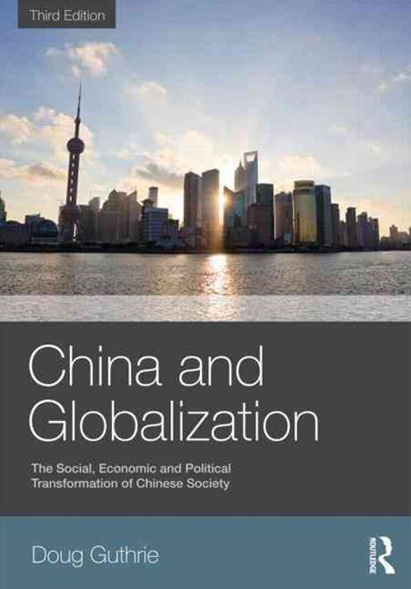China and Globalization