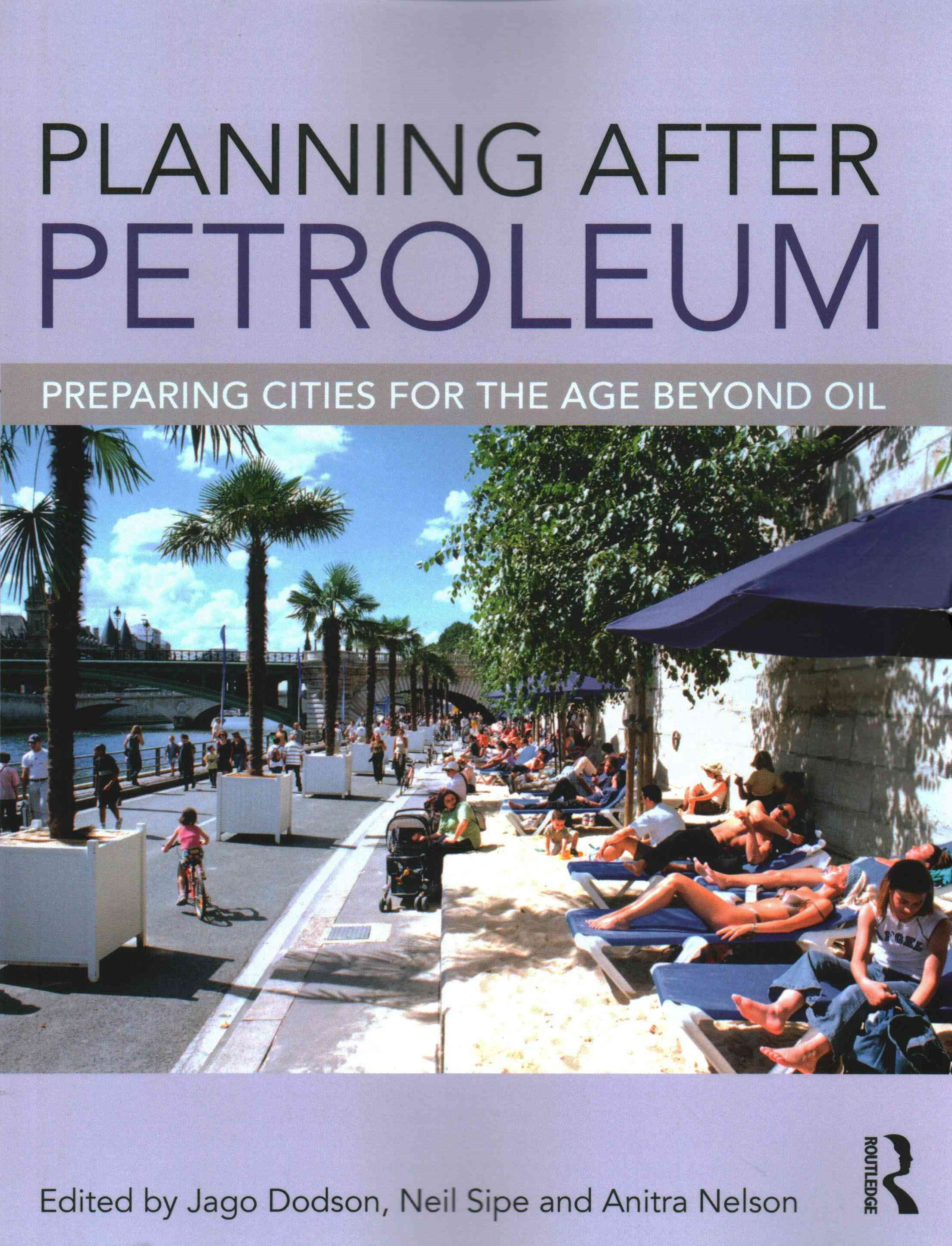 Planning After Petroleum