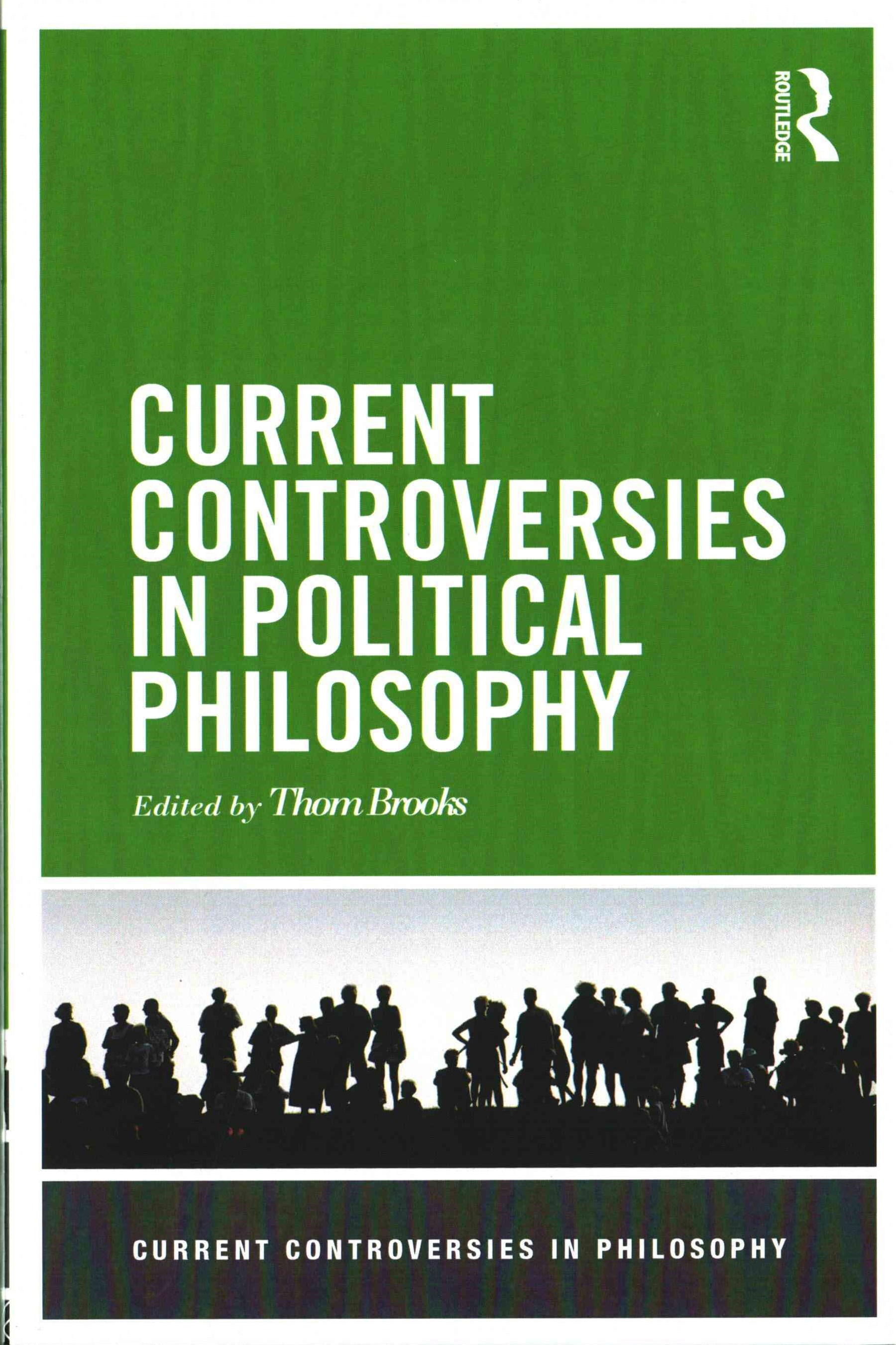 Current Controversies in Political Philosophy