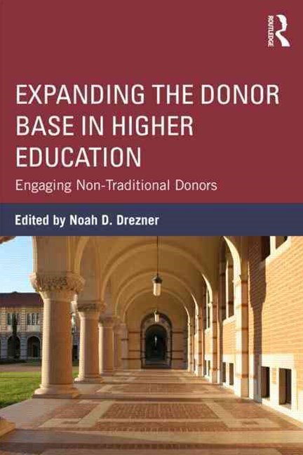 Expanding the Donor Base in Higher Education