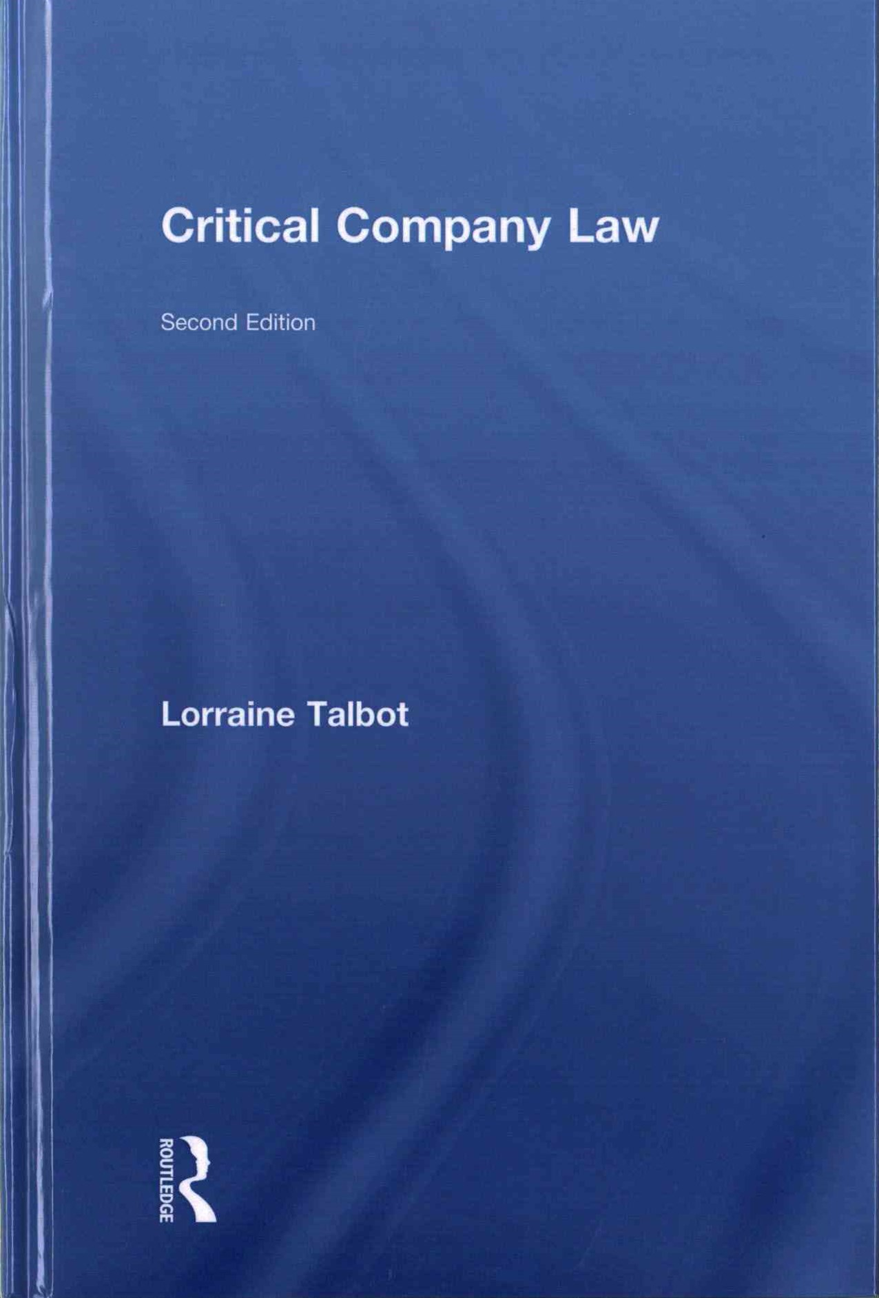 Critical Company Law