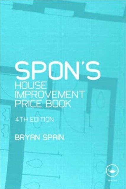 Spon's House Improvements Price Book