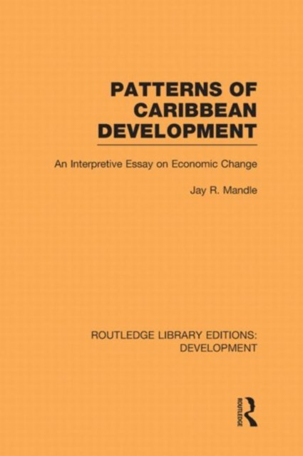 Patterns of Caribbean Development