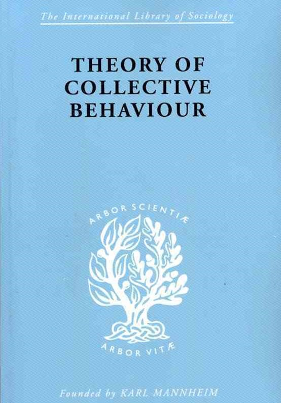 Theory of Collective Behaviour