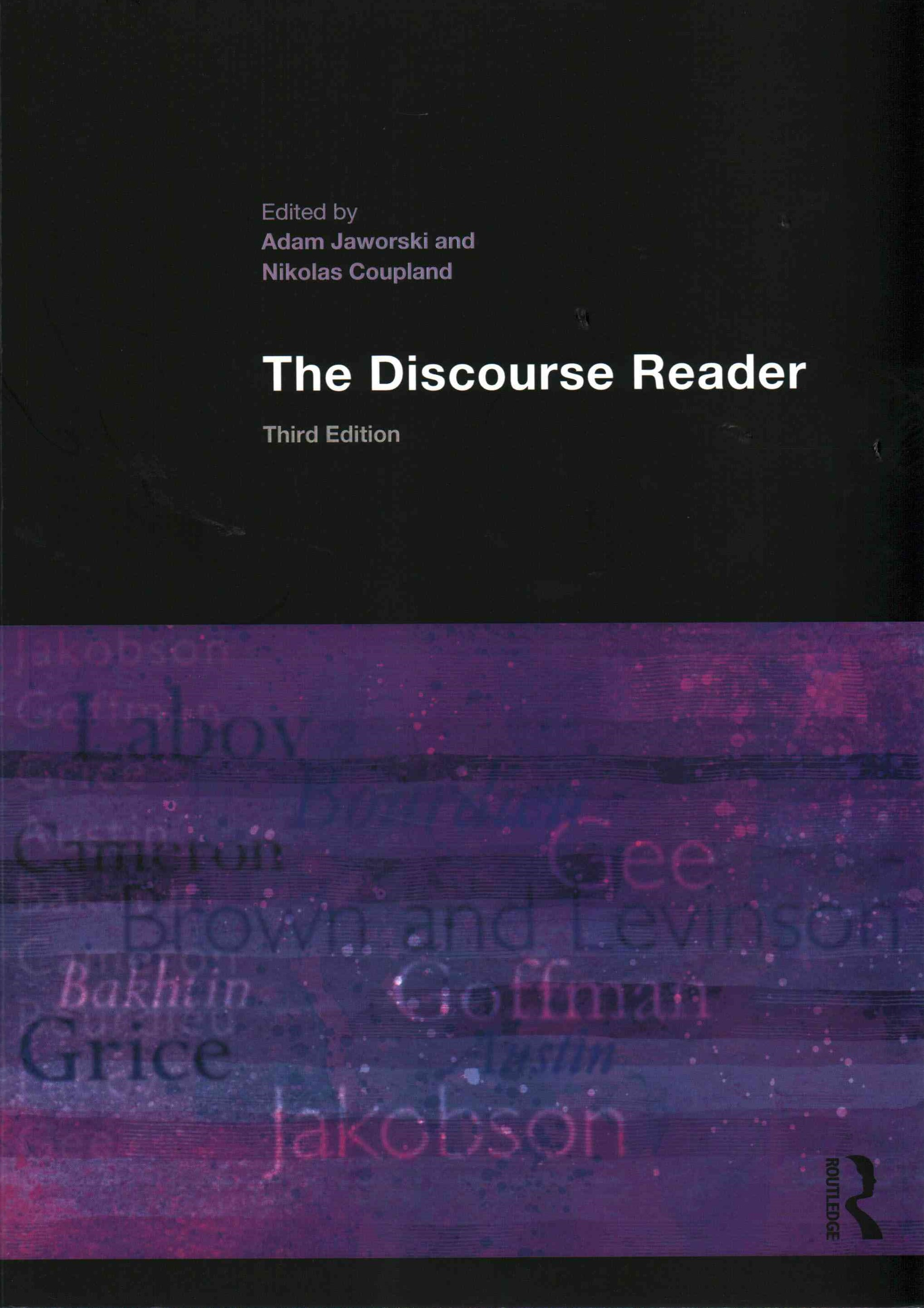 Discourse Reader