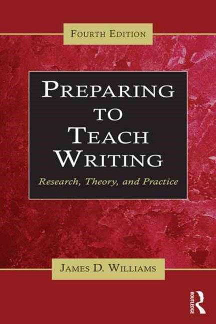 Preparing to Teach Writing
