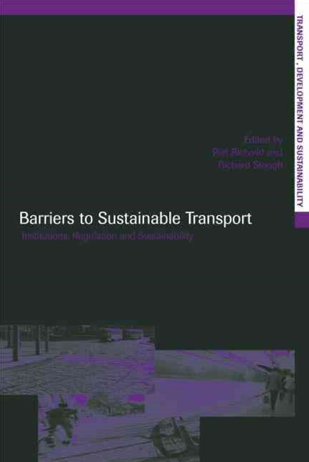 Barriers to Sustainable Transport