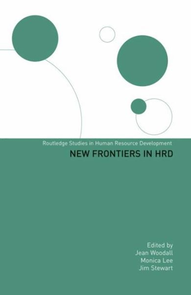 New Frontiers in HRD