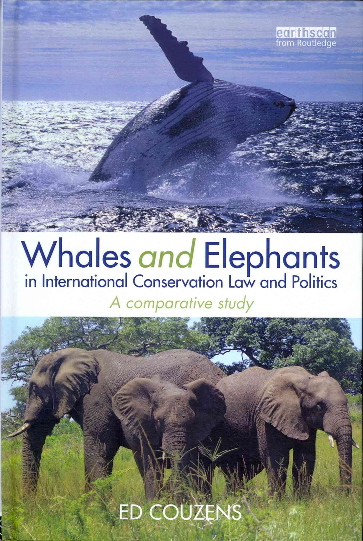 Whales and Elephants in International Conservation Law and Politics