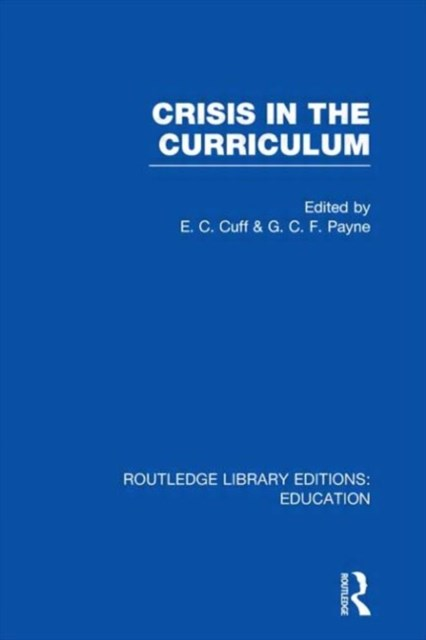 Crisis in the Curriculum