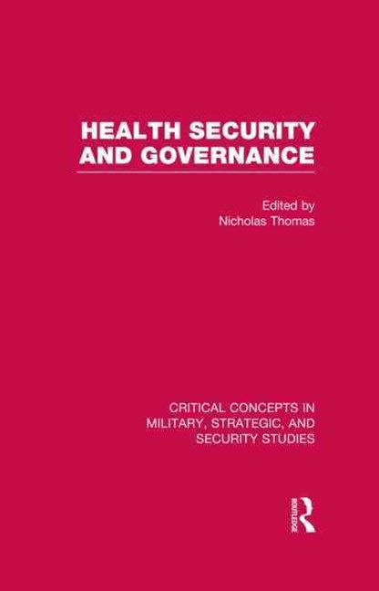 Health Security and Governance