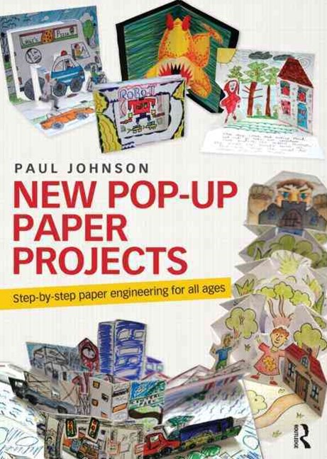 New Pop-Up Paper Projects