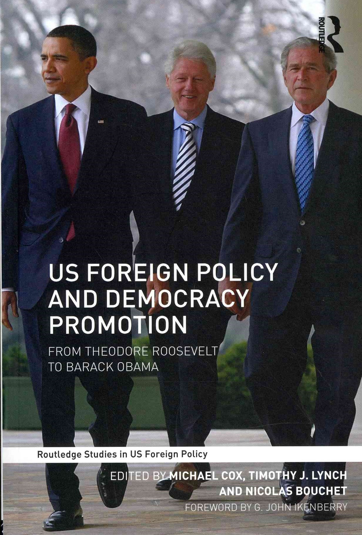 Us Presidents and Democracy Promotion
