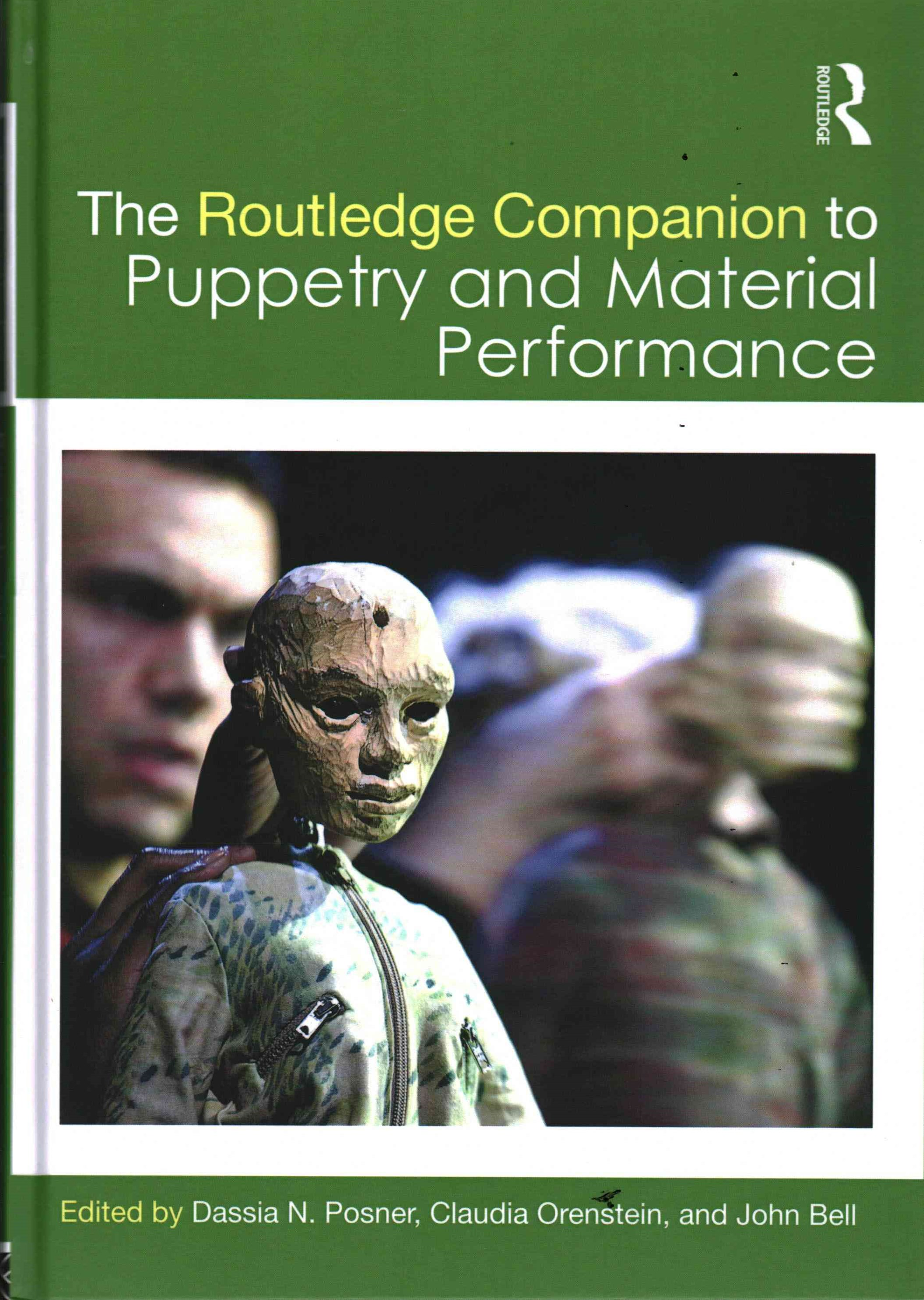 Routledge Companion to Puppetry and Material Performance