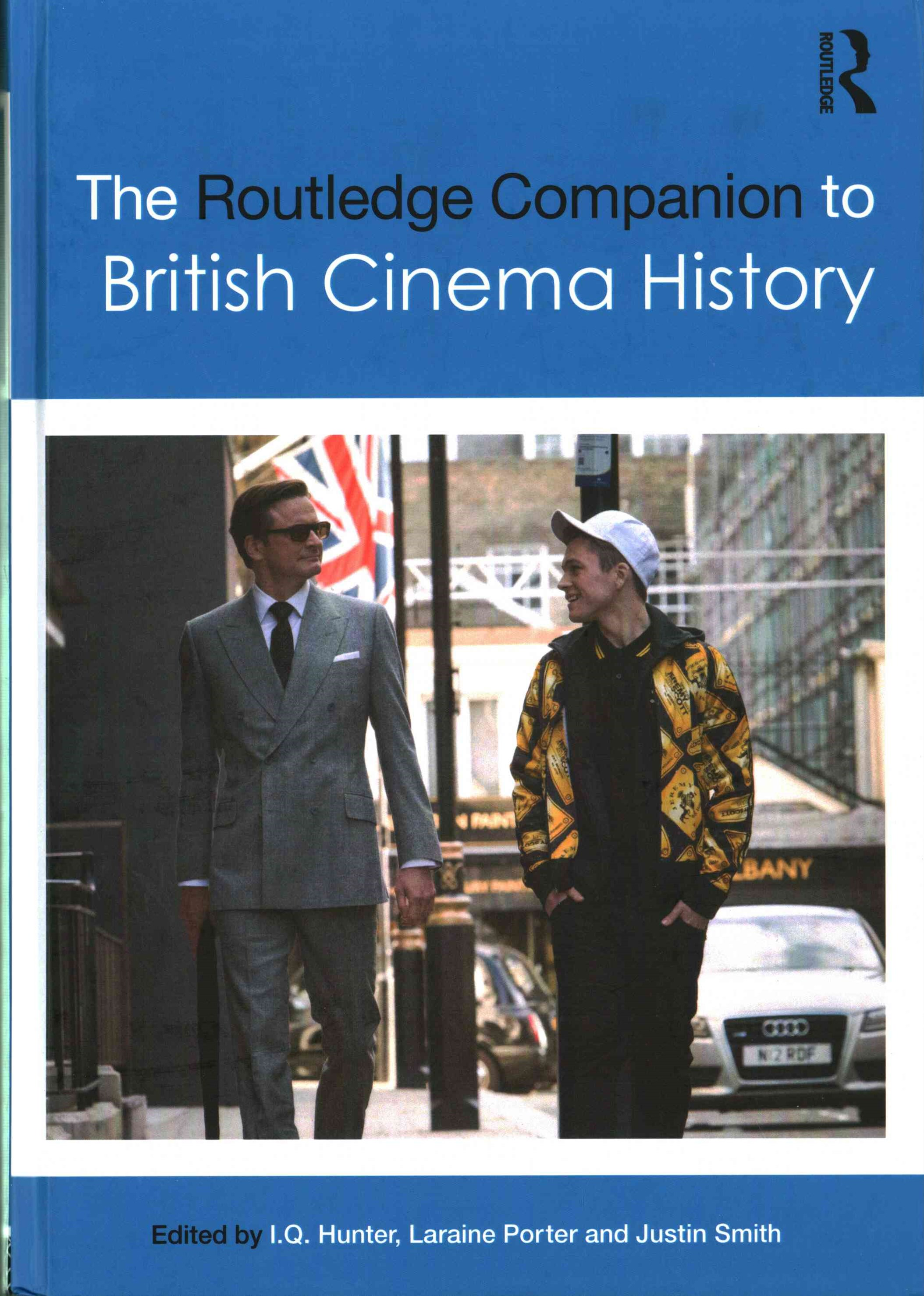 Routledge Companion to British Cinema History