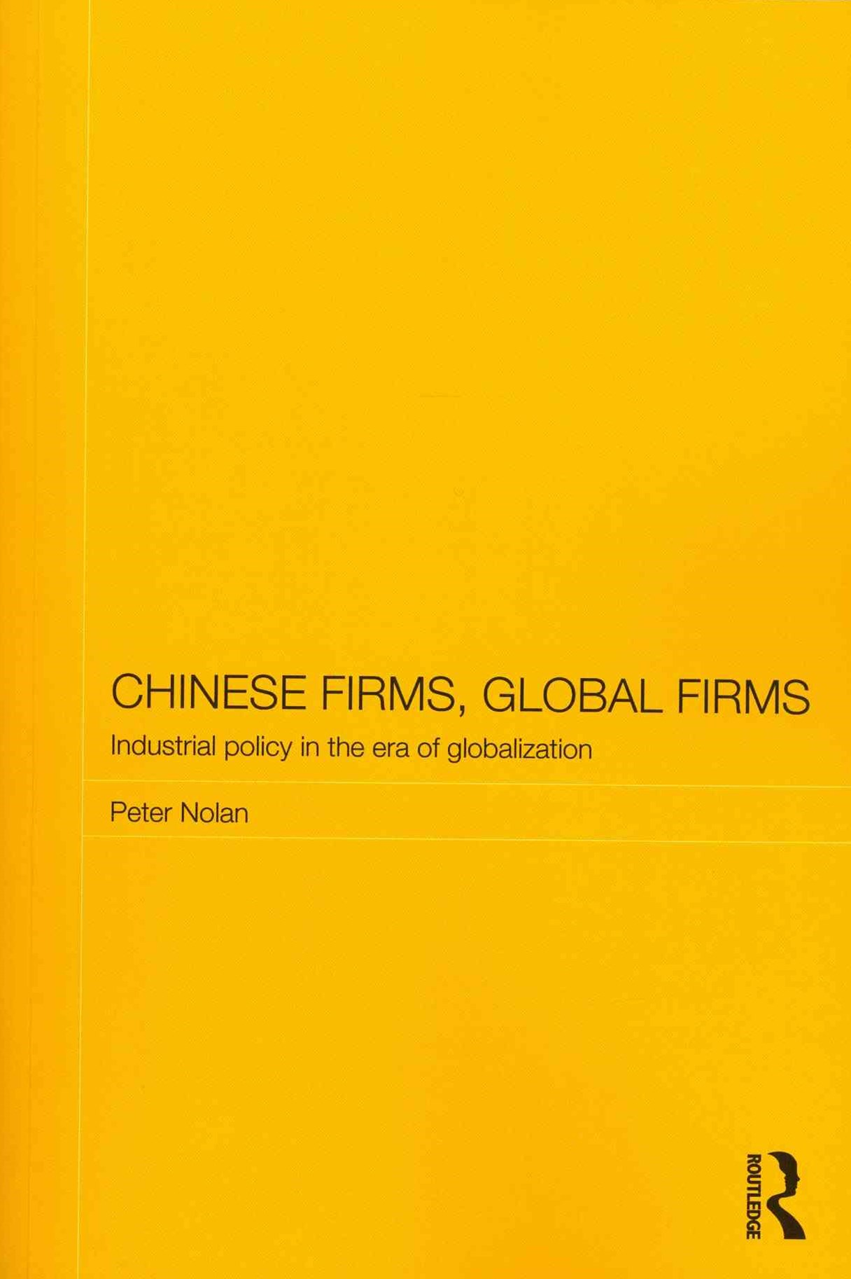Chinese Firms, Global Firms