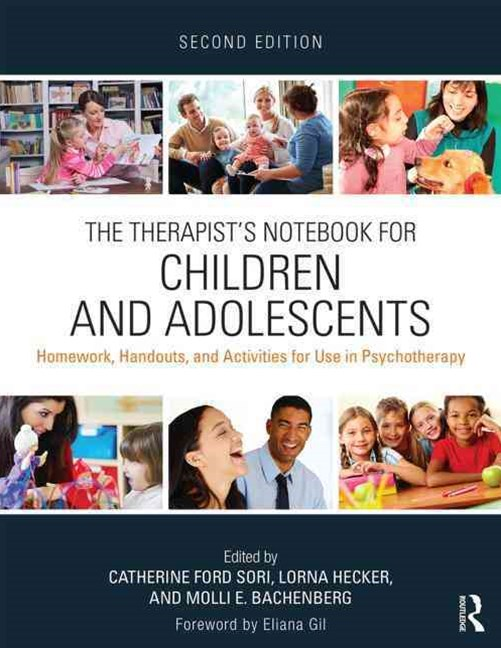 Therapist's Notebook for Children and Adolescents