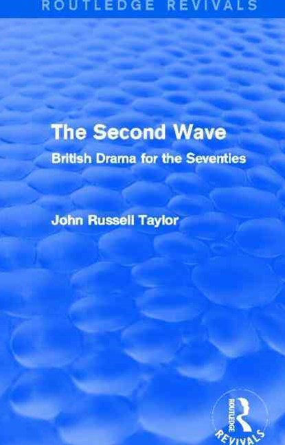 The Second Wave (Routledge Revivals)