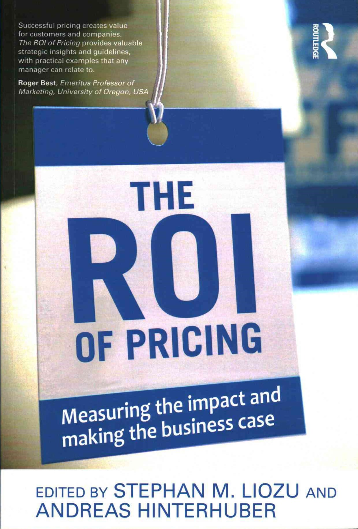 The ROI of Pricing