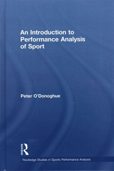 Introduction to Performance Analysis of Sport