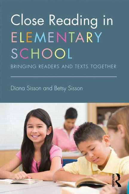 Close Reading in Elementary School