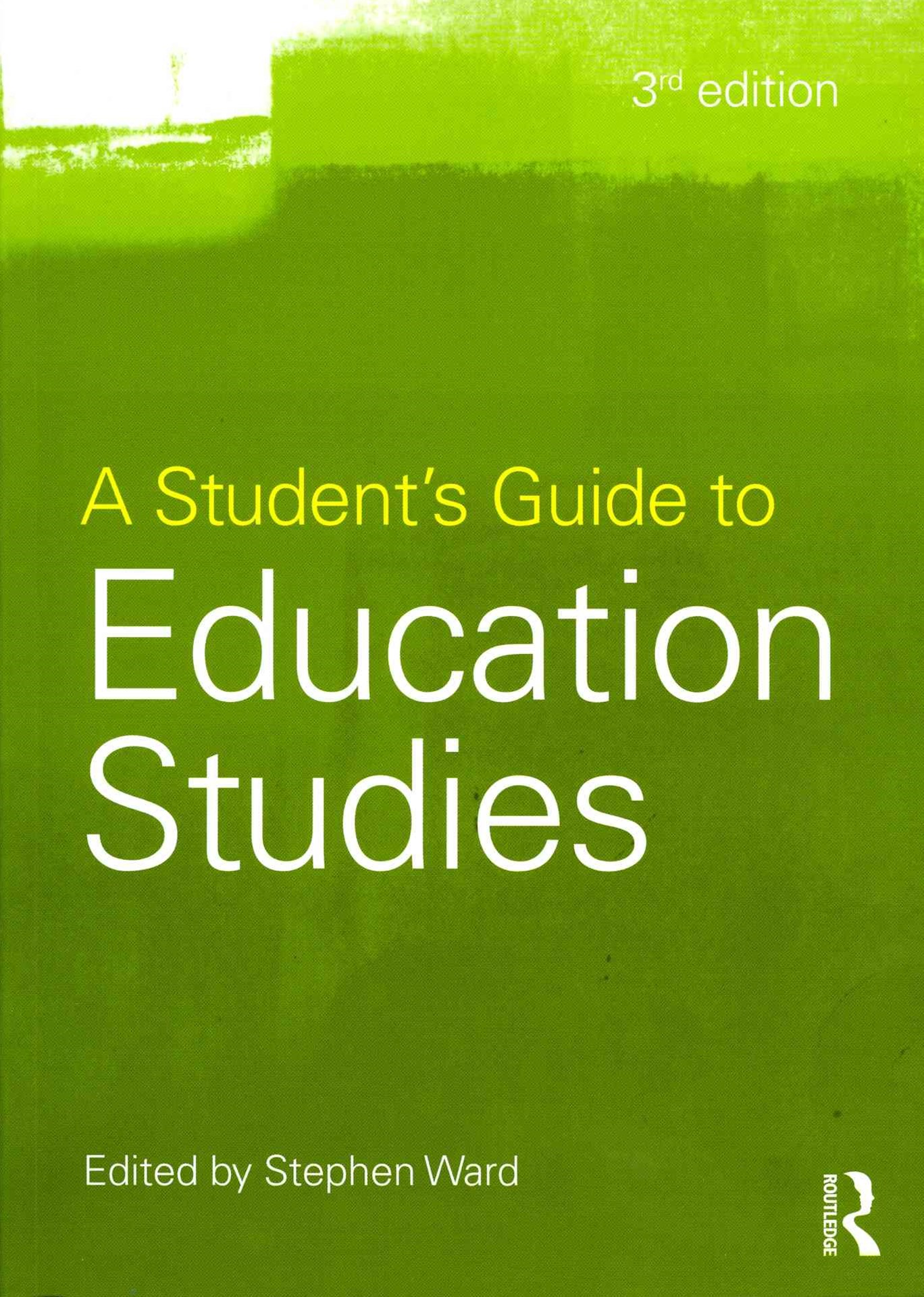 Student's Guide to Education Studies