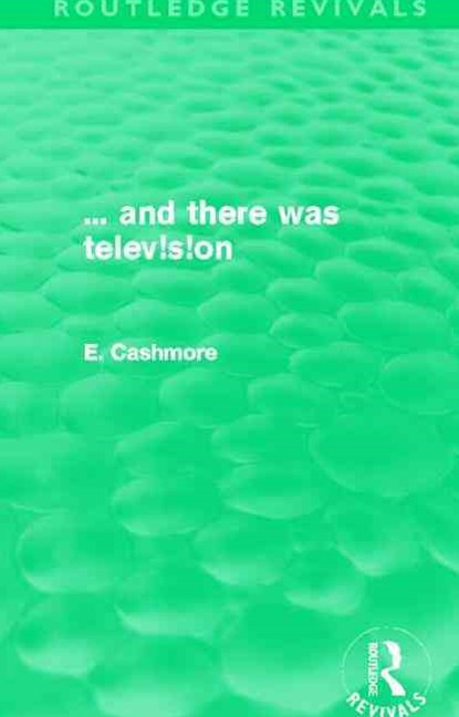 ... And There Was Television
