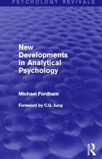 New Developments in Analytical Psychology