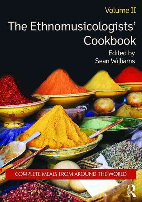 The Ethnomusicologists' Cookbook