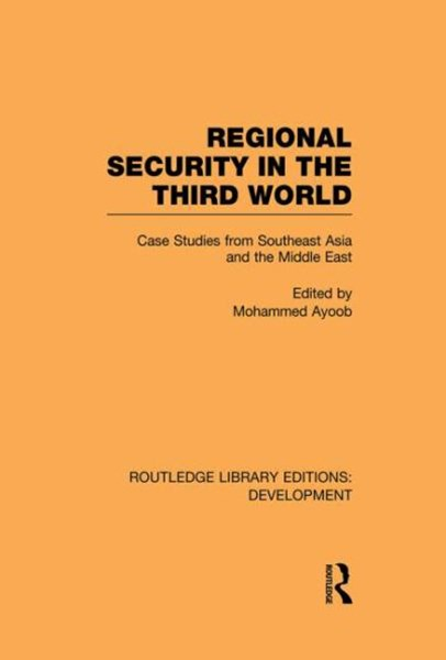 Regional Security in the Third World