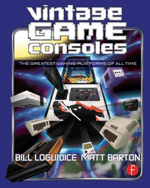 Vintage Game Consoles