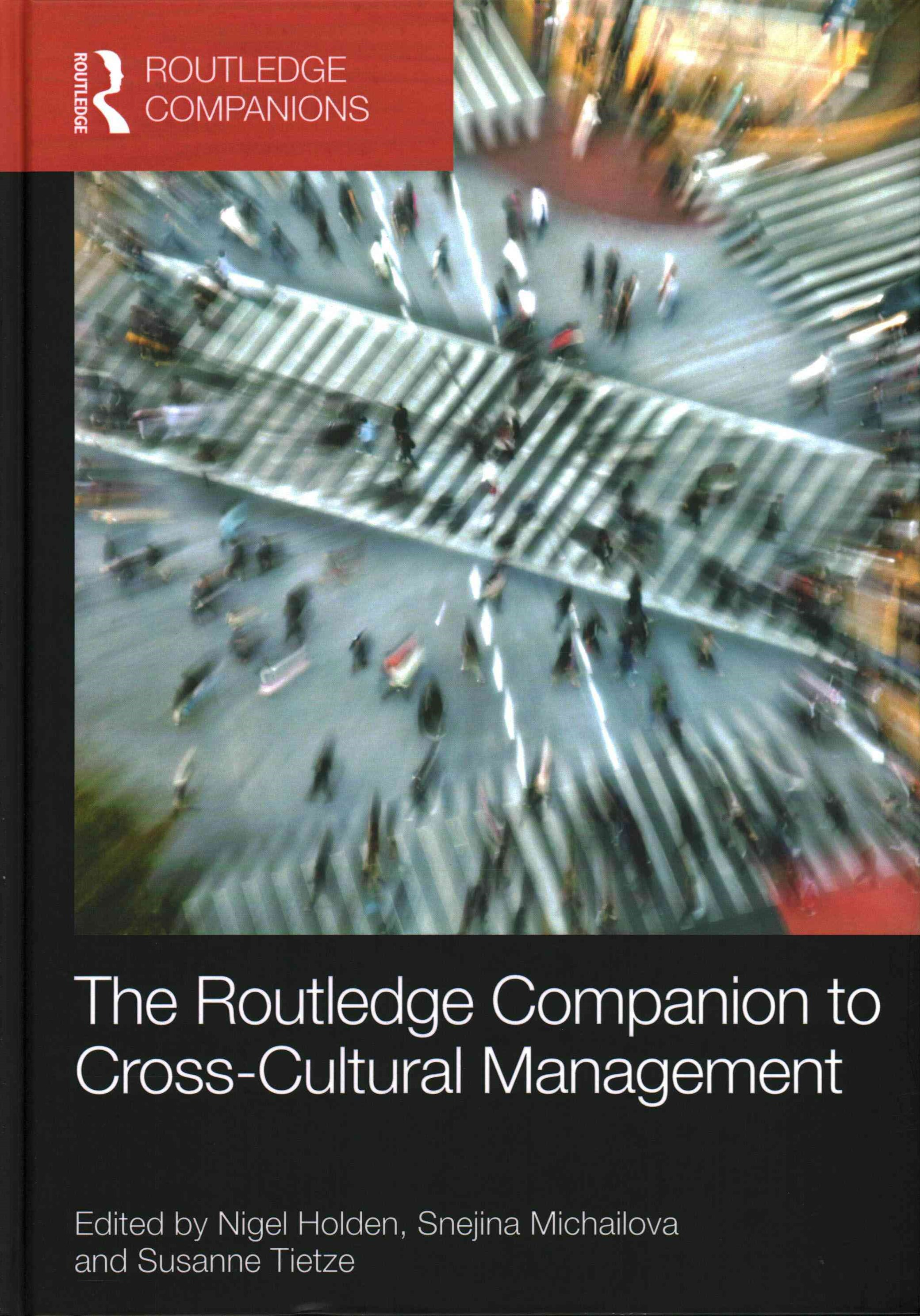 Routledge Companion to Cross-Cultural Management