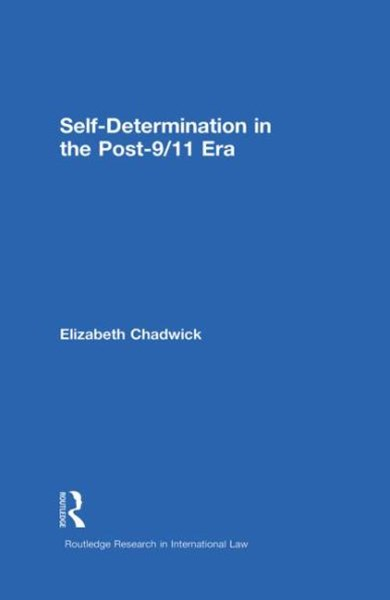 Self-Determination in the Post-9/11 Era