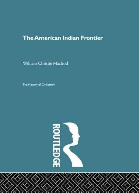 The American Indian Frontier