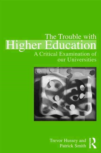 Trouble with Higher Education